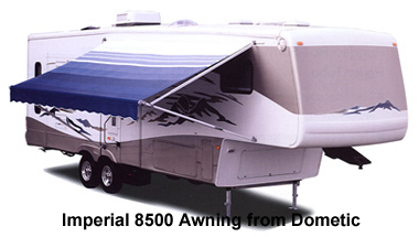 imperial 8500 awning