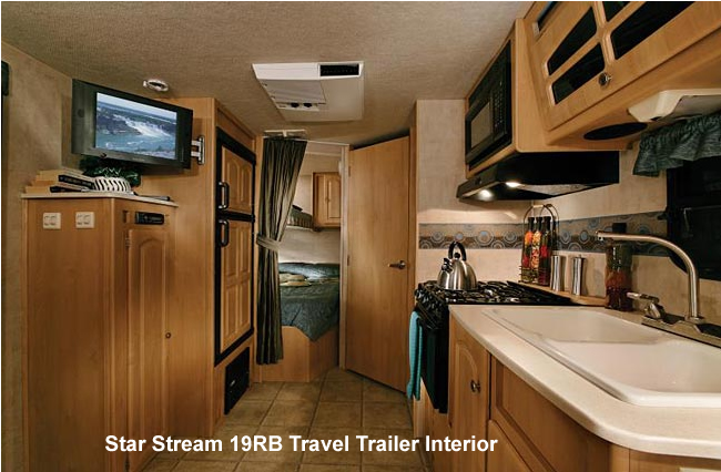 star stream interior picture